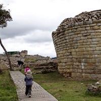 Locuri fascinante - Fortareata Kuelap(Peru)