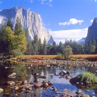 PARCUL NATIONAL YOSEMITE