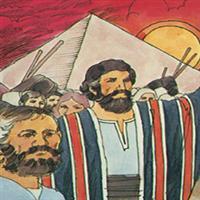 Capitolul 12 Partea II-a din Exodul – Biblie