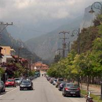 itinerar balcanic 07 Grecia - Manastirea Agios Dionysios