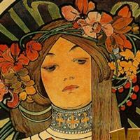 Alphonse Mucha9, Advertising Illustration