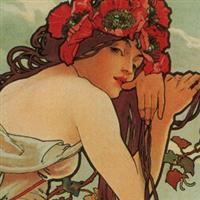Alphonse Mucha3, The Time