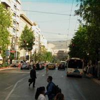itinerar balcanic 11 Grecia - prin Atena spre Acropole