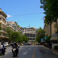 itinerar balcanic 18 Grecia - pe jos prin Atena c