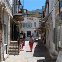 itinerar balcanic 26 Grecia - la plimbare prin Hydra b