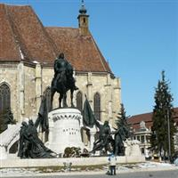 Cluj, Ansamblul monumental Matia Corvin