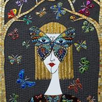Arta mozaicului,Irina Charny1