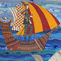 Arta mozaicului, Irina Charny3