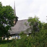Biserica Din Strâmbu, Jud. Cluj.