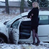 Femei In Traficul Rutier. 02
