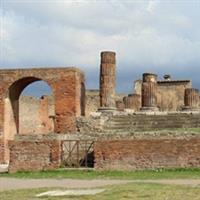 Pompei - orasul sacrificat