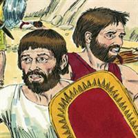 Capitolul 1 Partea II-a din Deuternomul - Biblie