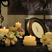 Decor cu lumânări