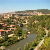 26 Bulgaria sept 2014 Veliko Tarnovo - Tsarevets - vederi din cetate