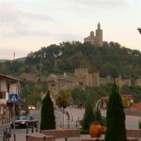 33 Bulgaria sept 2014 Veliko Tarnovo - nocturna