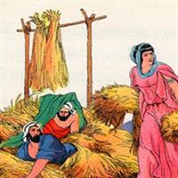 Capitolul 2 Partea I din Cartea lui Iosua Navi - Biblie