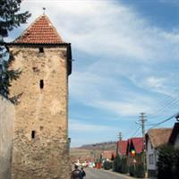 Cristian Sibiu Biserica fortificata