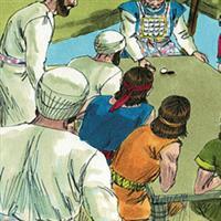 Capitolul 13 din Cartea lui Iosua Navi - Biblie