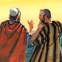 Capitolul 14 din Cartea lui Iosua Navi - Biblie