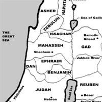 Capitolul 19 din Cartea lui Iosua Navi - Biblie