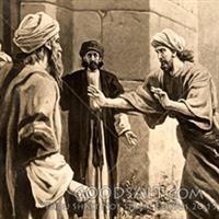Capitolul 20 din Cartea lui Iosua Navi - Biblie