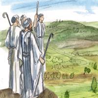 Capitolul 22 din Cartea lui Iosua Navi - Biblie