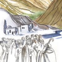 Capitolul 24 din Cartea lui Iosua Navi - Biblie