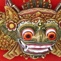 Bali72 Balinese woodcarving2