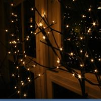 Crăciunul din fereastră