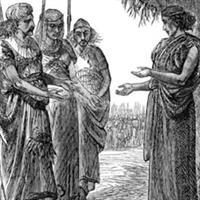 Capitolul 7 Partea II-a din Cartea Judecătorilor - Biblie