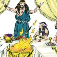 Capitolul 14 Partea II-a din Cartea Judecătorilor - Biblie