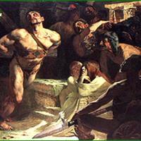 Capitolul 16 Partea III-a  din Cartea Judecătorilor - Biblie