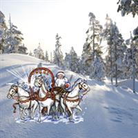 Rovaniemi- locul unde începe povestea