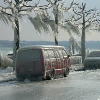Freezing rain - Ploaia îngheţată