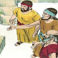 Capitolul 23 din Cartea I a Regilor – Biblie