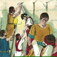 Capitolul 31 Partea II-a din Cartea I a Regilor – Biblie