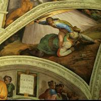 CAPILLA SIXTINA (Pintura a pintura)