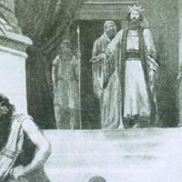 Capitolul 3 din Cartea II-a Regilor – Biblie