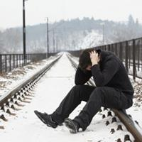 Singuratete de iarna
