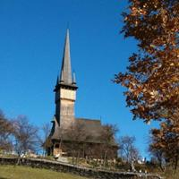 WOODEN CHURCHES of MARAMURES Romania