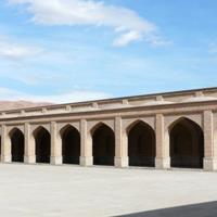 Iran Tabriz  Moscheea Albastra3