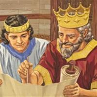 Capitolul 2 din Cartea III-a Regilor – Biblie