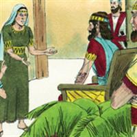 Capitolul 3 Partea I din Cartea III-a Regilor – Biblie