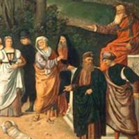 Capitolul 3 Partea II-a din Cartea III-a Regilor – Biblie