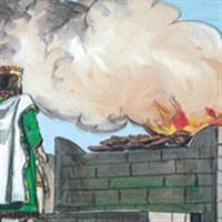 Capitolul 8 din Cartea III-a Regilor – Biblie