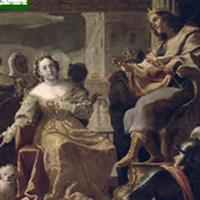 Capitolul 10 Partea I din Cartea III-a Regilor – Biblie