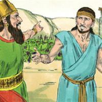 Capitolul 21 Partea I din Cartea III-a Regilor – Biblie