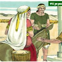 Capitolul 4 Partea I din Cartea IV-a Regilor – Biblie