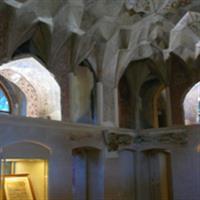 Iran, Qazvin2- Palatul Cehel Sotun