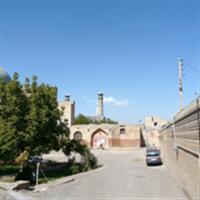 Iran, Qazvin4- Moscheea de Vineri1